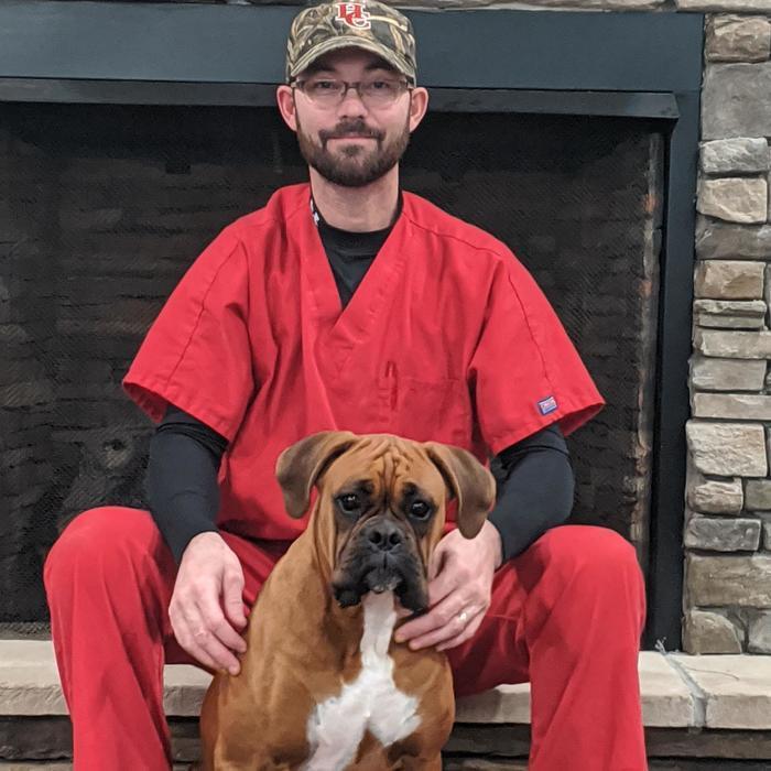 Darren</br> Veterinary Assistant photo
